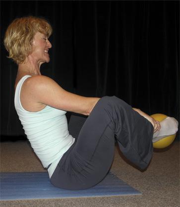 Cvičitelka aerobiku